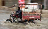 قصه تکراری بارش باران و آبگرفتگی معابر در اهواز